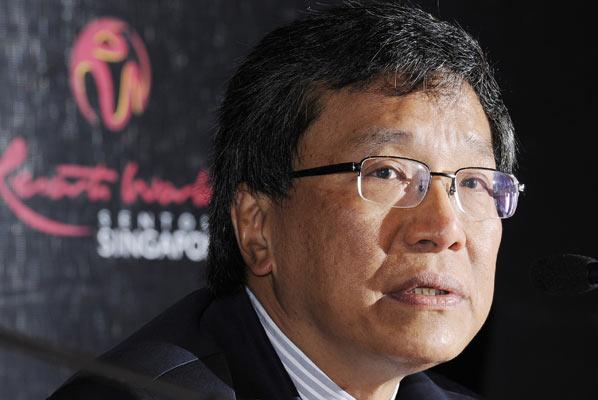 Tan Sri Lim Kok Thay pay queried