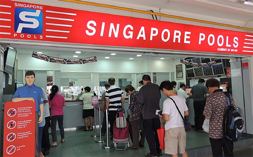 Singapore Pools Sweep Game