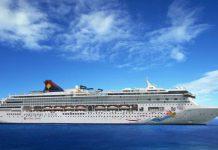 Genting cruise ship