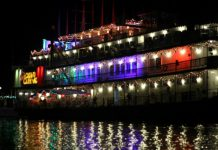 Goa casino boat