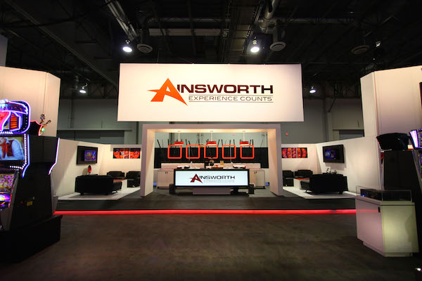 Ainsworth booth