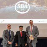 Melco SBA award
