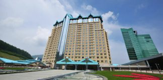 Kangwon Land license extended