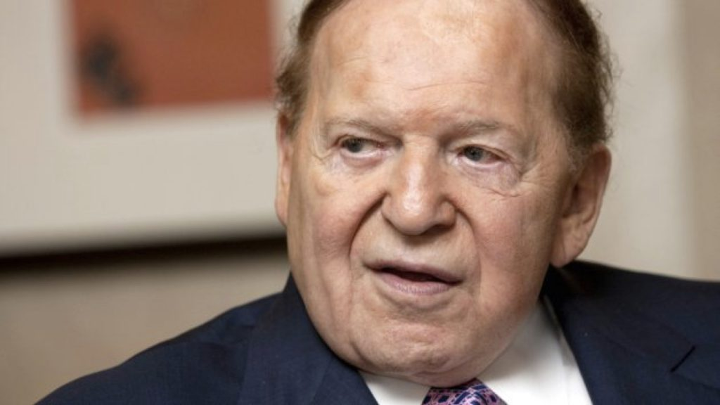 Your Daily Asia Gaming eBrief: Adelson goes on leave