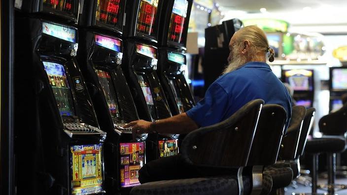 Slot Machines in Australia