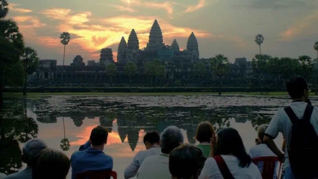 Cambodia-Angkor Wat
