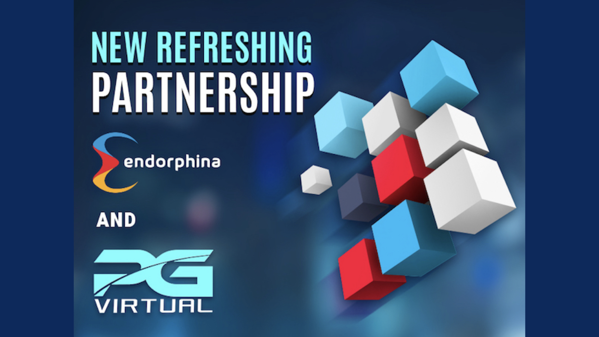 Endorphina teams with PG Company