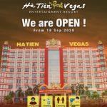 Ha Tien Vegas opens September 18