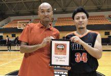 Suncity sponsors Wakayama professional basketball team