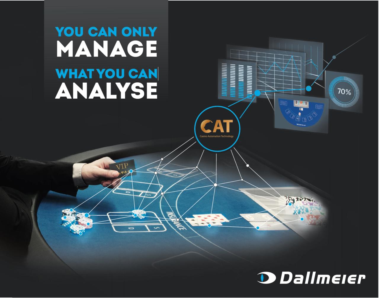 "Dallmeier ""CAT"" helps keep players loyal"