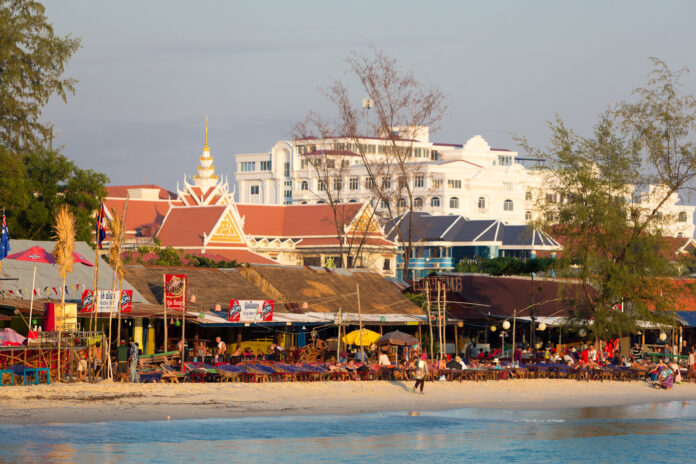 Sihanoukville gets a face lift