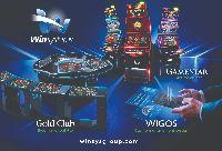 Arcade Fun on the casino floor