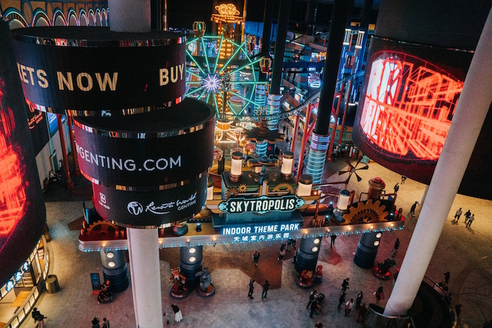Fitch compares casino risk as Genting gets cut again