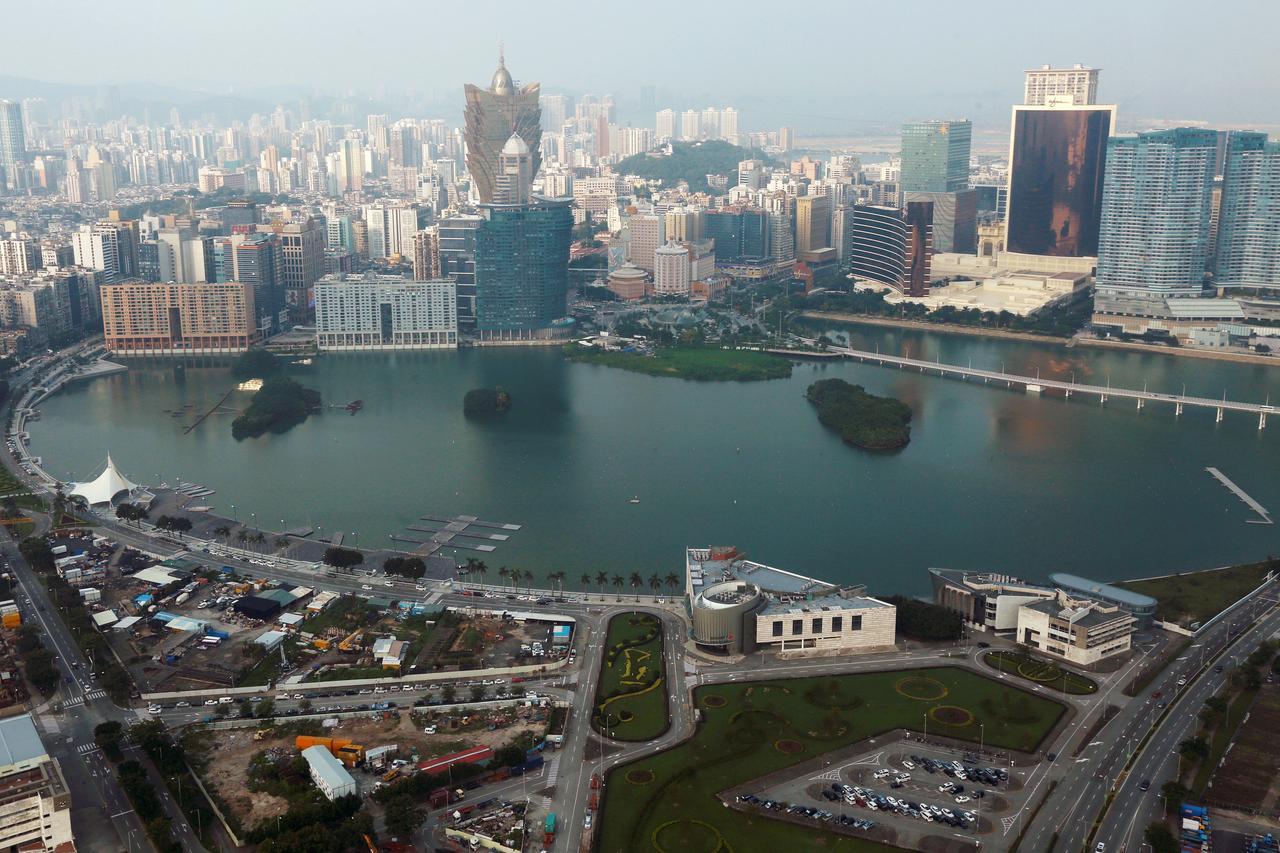 Macau diversification debate focuses on finance