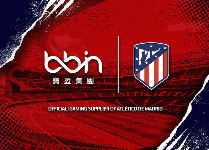 BBIN Atletico Madrid