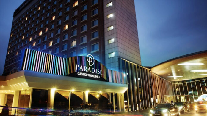 Paradise Co. records deteriorating sales figures in November