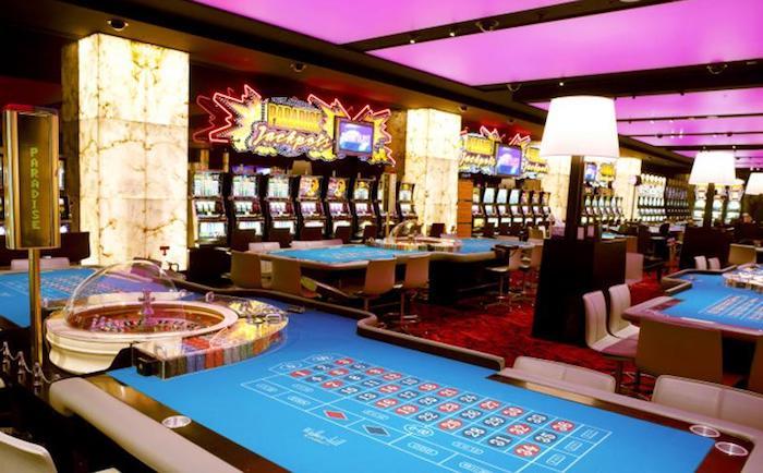 Walkerhill casino