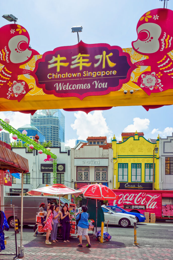 Singapore welcome