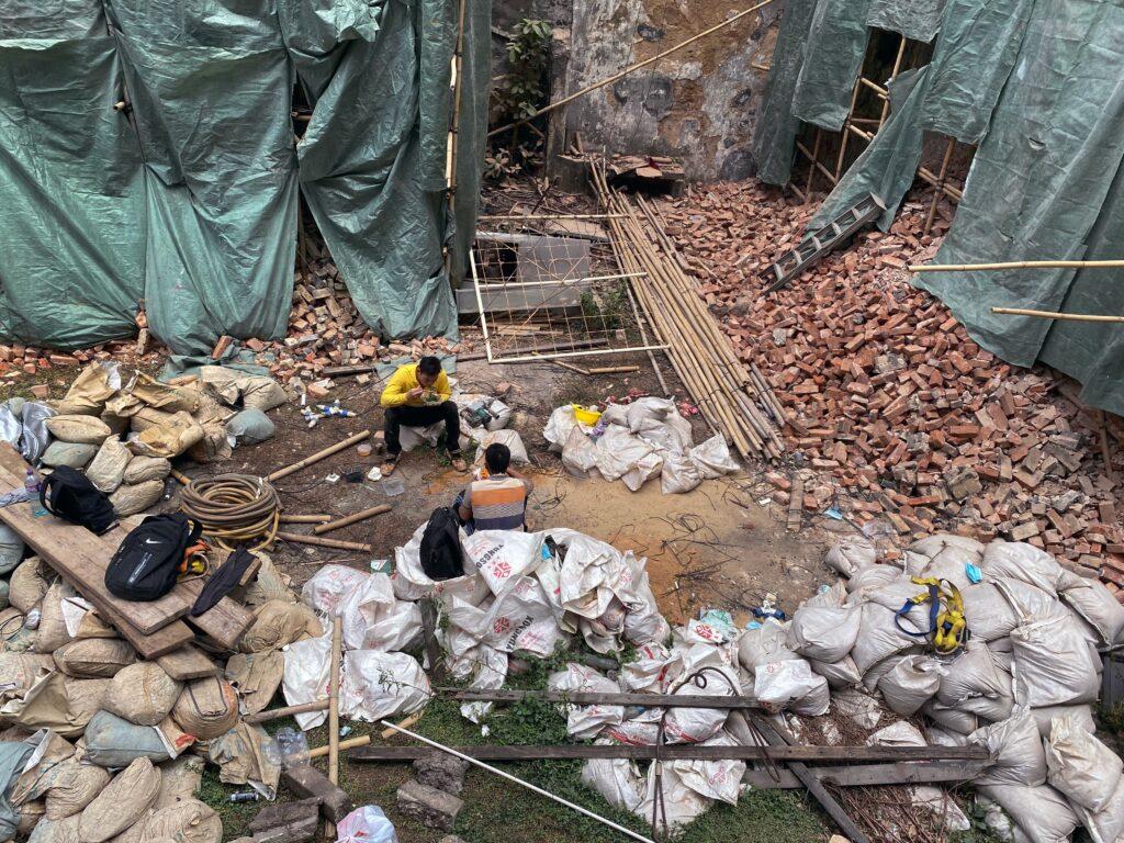Macau Workers