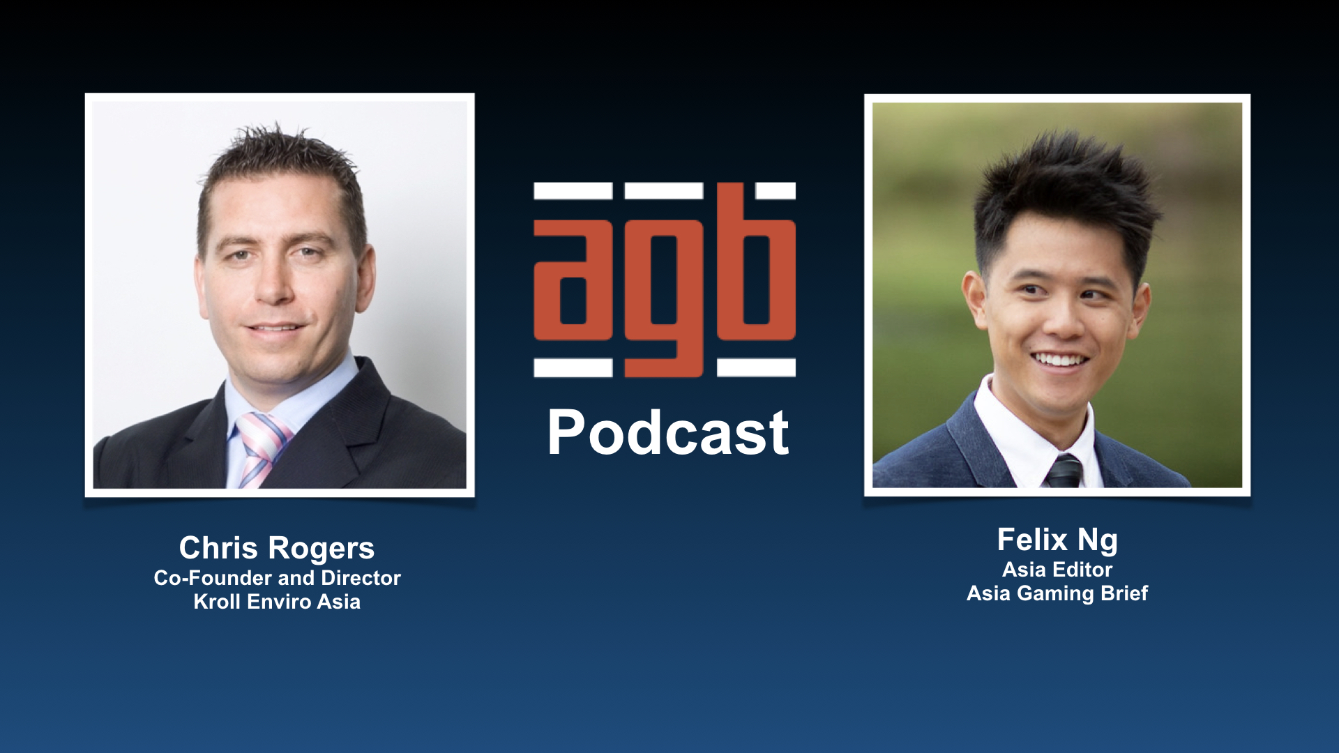 AGB podcast with Chris Rogers