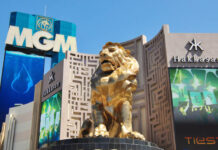 MGM-Resorts stock rises