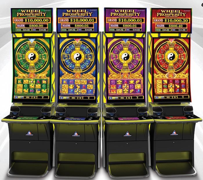 Aruze Wheel of Prosperity