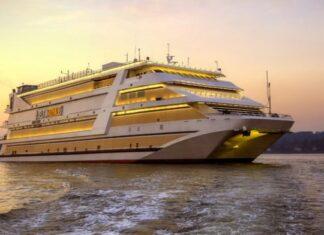 Delta Corp ship
