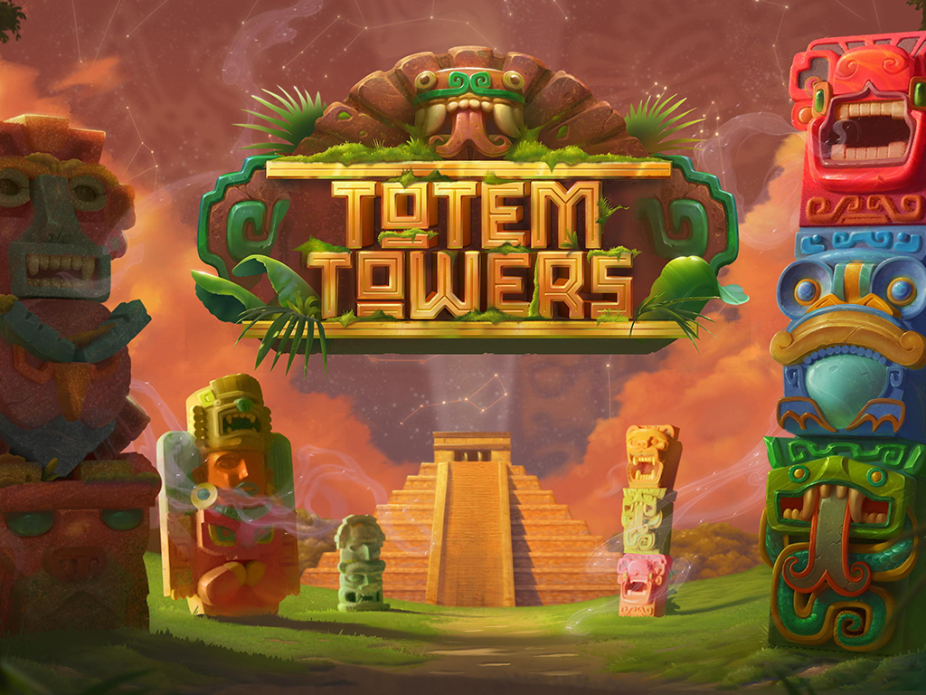 Totem Towers by Habanero