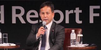 Komeito lawmaker Kiyohiko Toyama