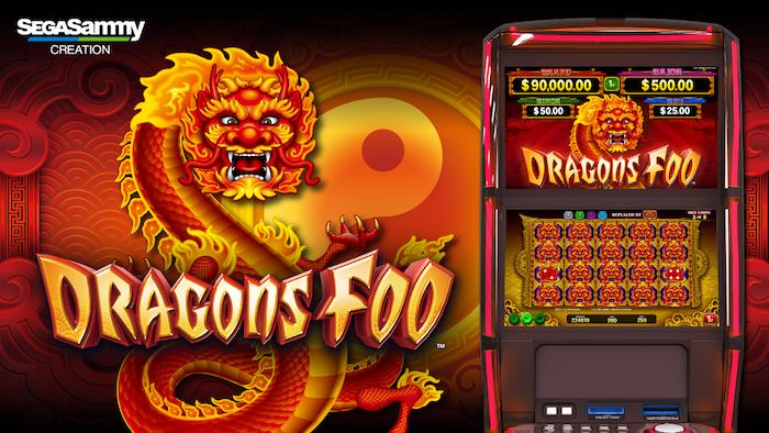 Dragons Foo by sega sammy creation