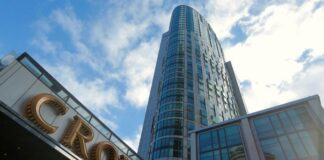 Blackstone makes A$8 billion bid for Crown Resorts