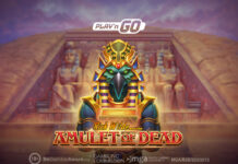 Play'n GO - Rich Wilde and The Amulet of Dead