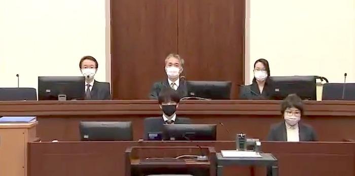 Tsukasa Akimoto, trial