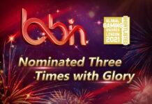 bbin, award, GGA london