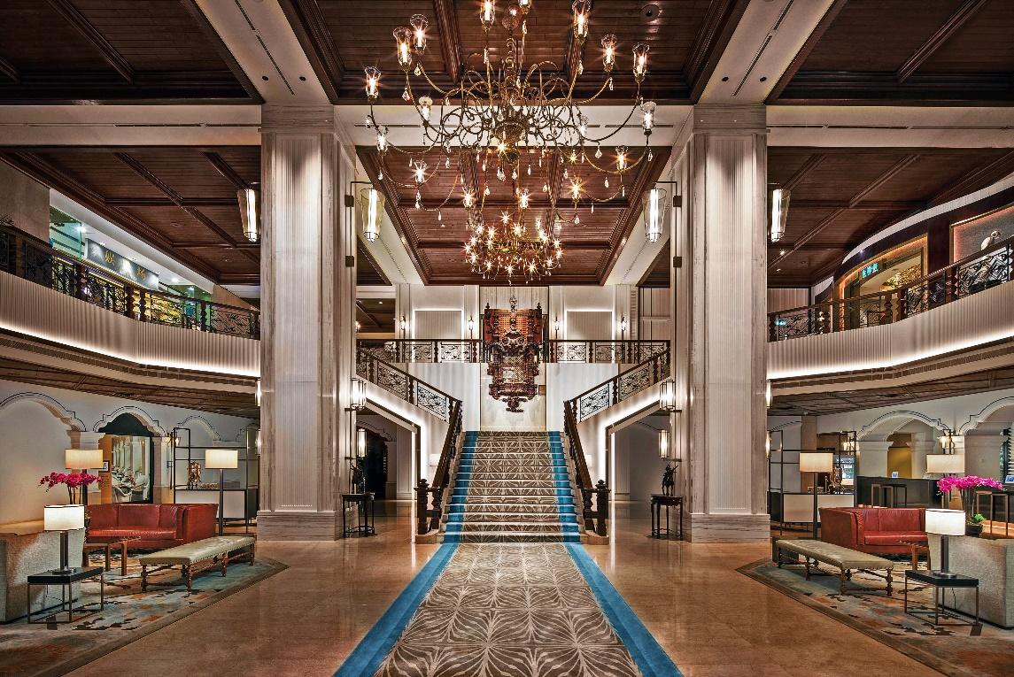 Grand Lapa Hotel, Artyzen