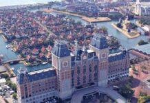 Huis-Ten-Bosch-Aerial