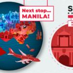 SiGMA, Virtual Roadshow, Manila