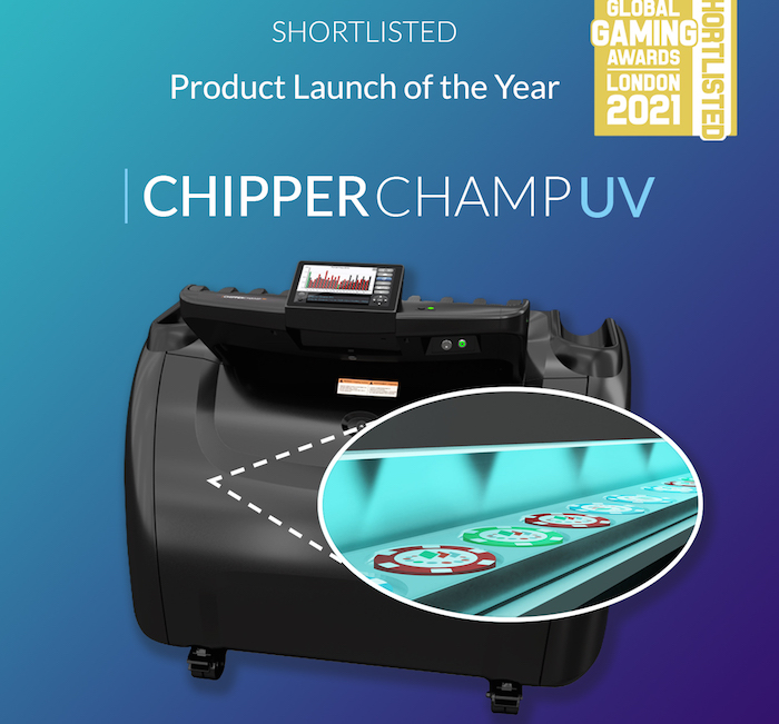 TCS's Chipper Champ UV shortlisted for product of the year