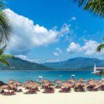 Hainan beach, China, travel