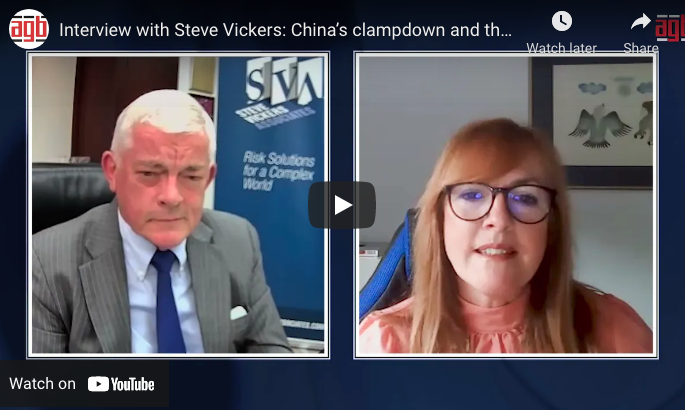 Steve Vickers & Associates, interview