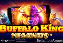 pragmatic play, buffalo king