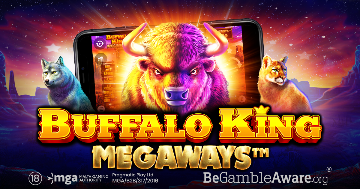 pragmatic play, buffalo king