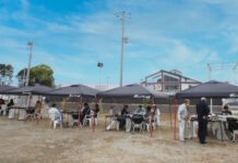 Pachinko barbecue Oasis