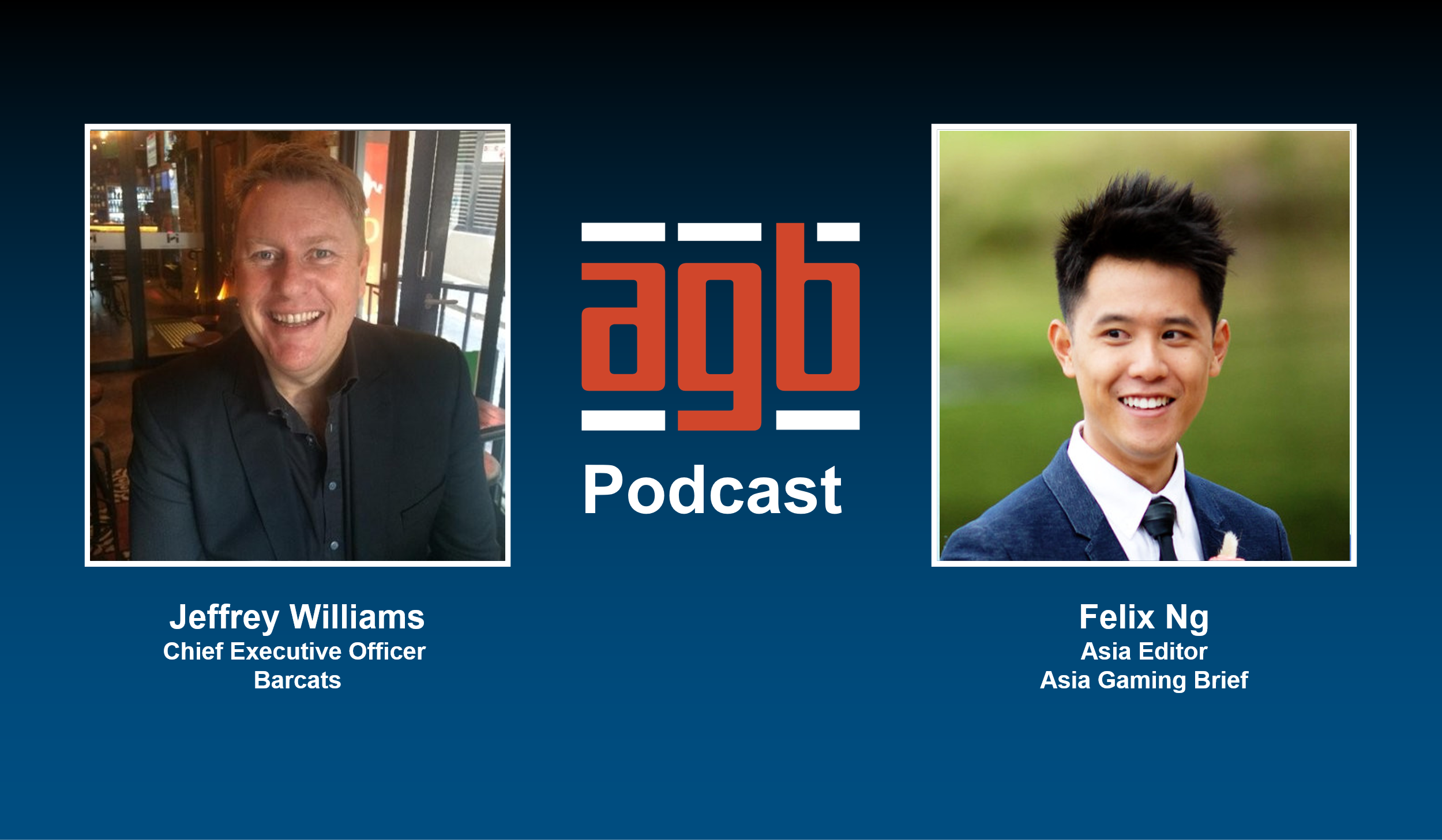 Agb Podcast, Jeffrey Williams