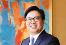 Wilfred Wong, president, Sands China